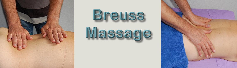 Bandscheibenmassage Breuss