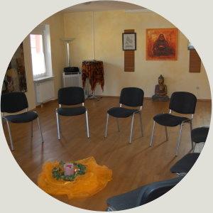 Dorn Breuss Kurs Seminarraum
